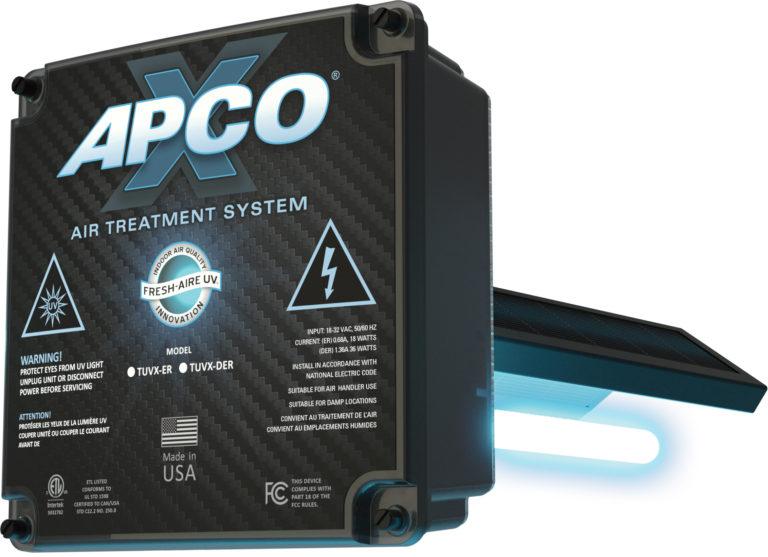UV Light Air Purification