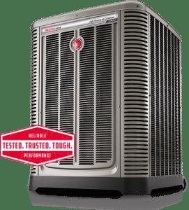 Rheem AC system