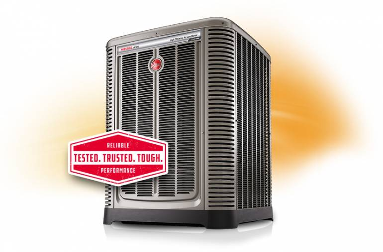 Why Choose Rheem AC Equipment for Your Pinellas County Home or Business