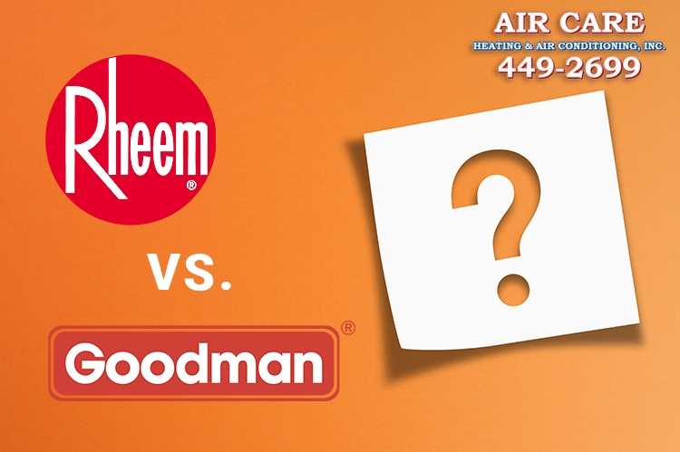 See Our Pick: Rheem vs. Goodman HVAC Systems