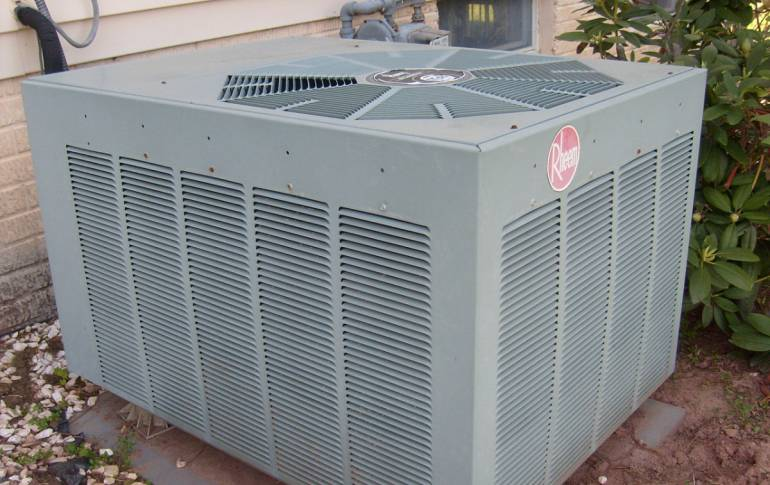 Should You Clean Your AC Outside Unit?